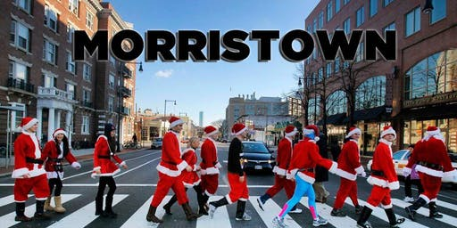 Morristown SantaCon Crawl 2019