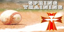 Retreat:  Spiritual Spring Training for Men
