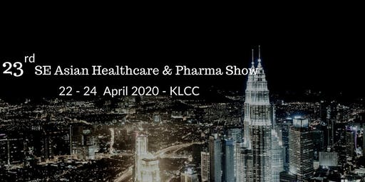 23rd South East Asian Healthcare & Pharma Show