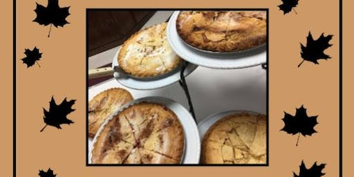 Delectable Creations Pie Making