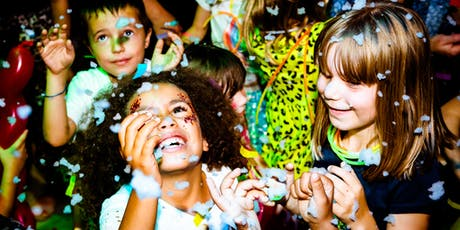 TINY DANCERS FAMILY RAVE - TOOTING - NEW YEARS EVE RAVE tickets