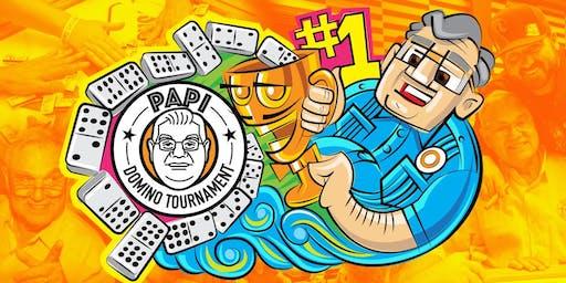 Papi's Domino Tournament Extravaganza