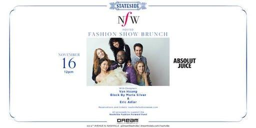 Nashville Fashion Week Fashion Show Brunch