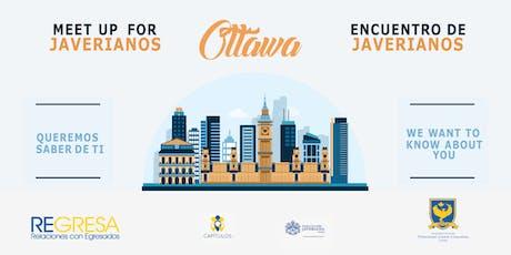 Encuentro de Javerianos en Ottawa tickets