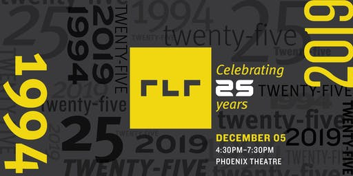 RLR 25th Anniversary Celebration