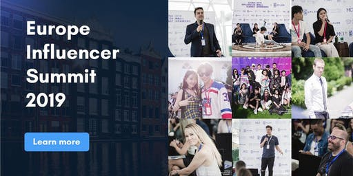 Europe Influencer Summit 2019