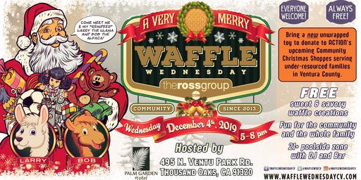 A Very Merry Waffle Wednesday