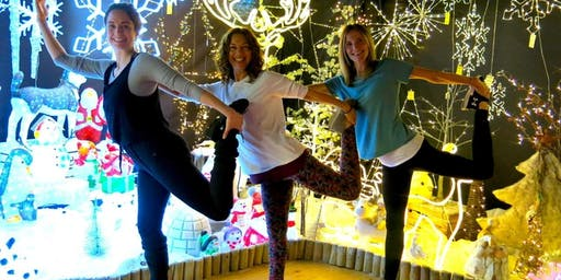Calm at Christmas - Yoga and Lunch