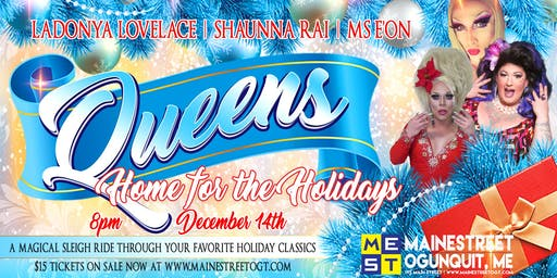 Queens,  Home For The Holidays