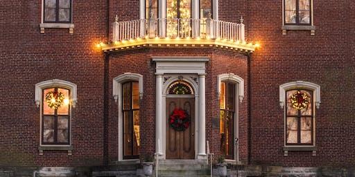 Dec. 7th Ashland Candlelight Tour