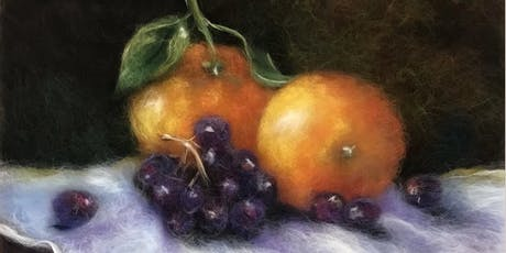 Introduction to Wool Painting Workshop with Galina Moskovkina tickets