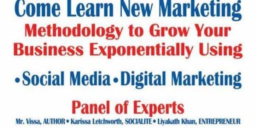 Social Media & Digital Marketing to Grow Business