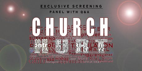 Church Hurt Documentary: Exclusive Screening tickets