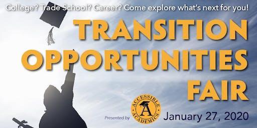 Transition Opportunities Fair
