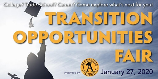 Transition Opportunities Fair