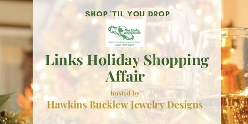 Austin Chapter Links Holiday Shopping Affair