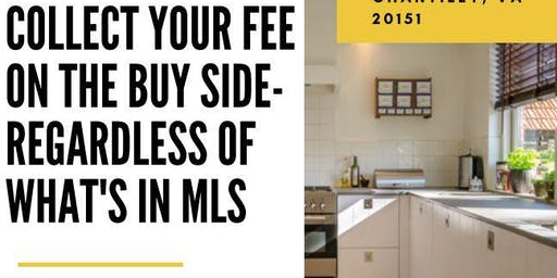 Collect Your Fee on the Buy-Side Regardless of What's in the MLS