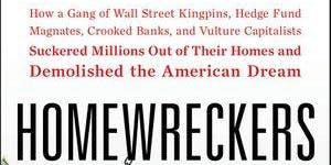 "An Evening with Aaron Glantz: ""Homewreckers"""