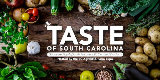 2020 Taste of South Carolina