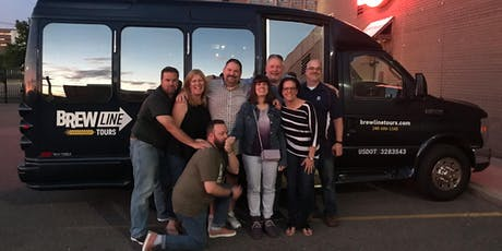 Brewery Tour and Tasting - Brew Line Bus Tour tickets