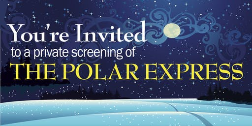 Glade Run Hosts Free Polar Express Event