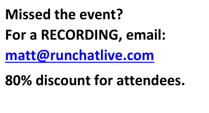 RCL International Running Conference 2019 image