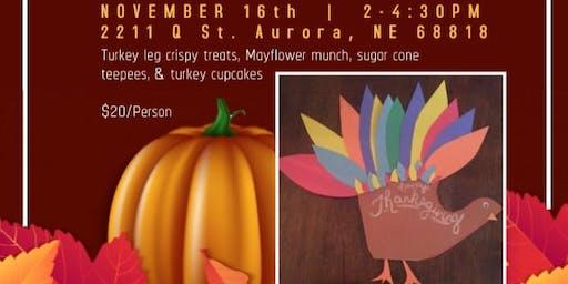 TLC Mini Chef Class: Thanksgiving Treats