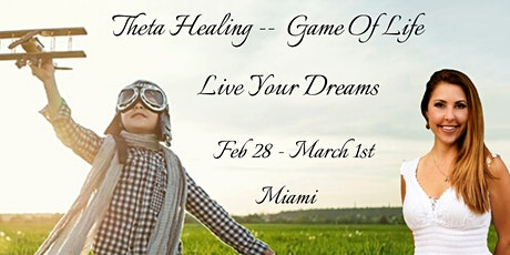 Theta Healing: Game of Life tickets