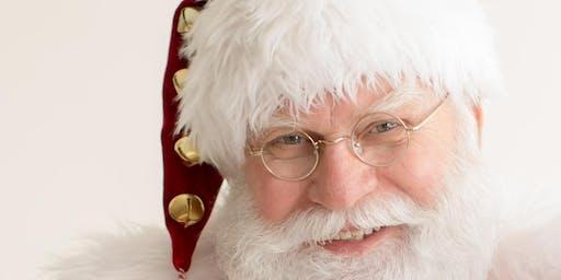 Breakfast with Santa:  December 1st & 7th
