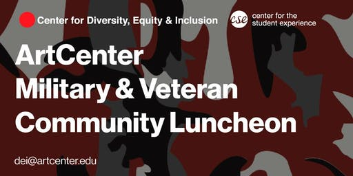ArtCenter Military and Veteran Community Luncheon