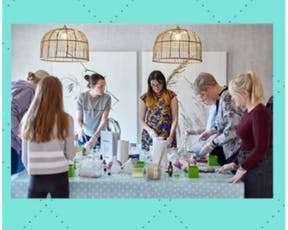 Natural Soap & Cosmetics Workshop with Afternoon Tea tickets