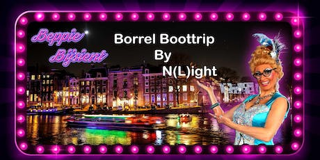 Beppie Bijsient Borrel Boottrip By N(L)ight tickets