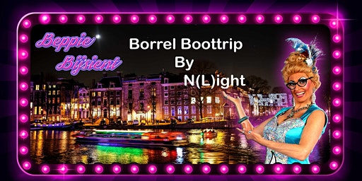 Beppie Bijsient Borrel Boottrip By N(L)ight