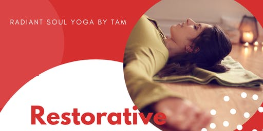 Restorative Yoga for the Holidays