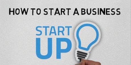 Business Start Up Steps tickets