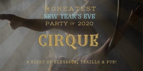 Cirque NYE at SKY Armory tickets