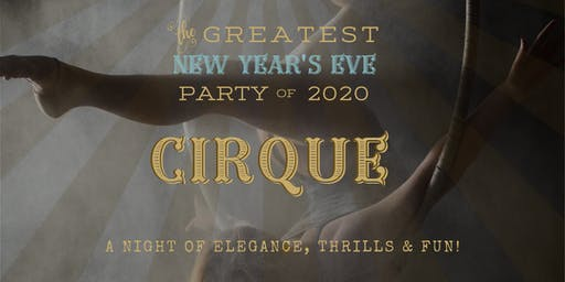 Cirque NYE at SKY Armory