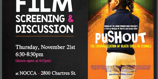 Screening - PUSHOUT: The Criminalization of Black Girls in Schools