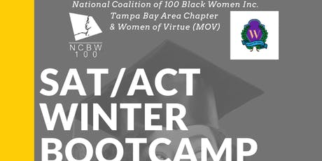 SAT / ACT Bootcamp tickets