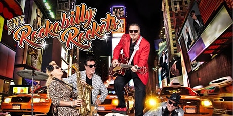New York Rockabilly Rockets Presents Shake, Rattle, Roll! tickets