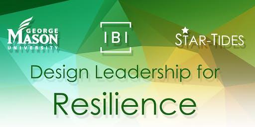Design Leadership for Resilience