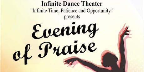 Evening of Praise tickets