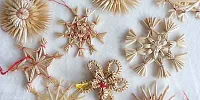 Straw Star Workshop