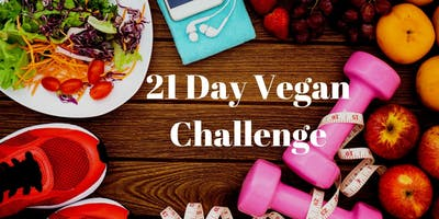 21-Day Vegan Challenge with The Cookery Sacramento