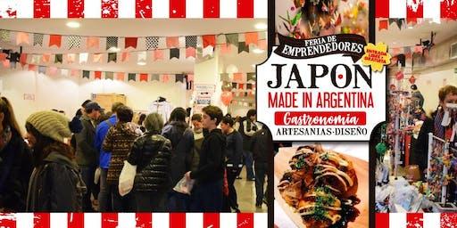 Feria de Emprendedores-Japón Made in Argentina!