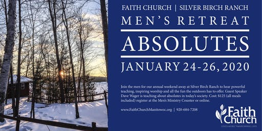 Men's Retreat at Silver Birch Ranch