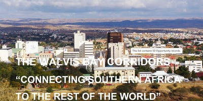 Connecting Southern Africa with the rest of the World