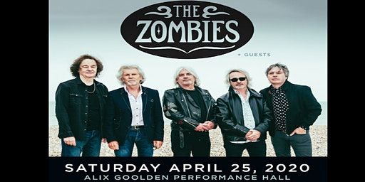 THE ZOMBIES with guests