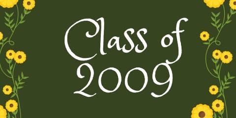 Desert Hot Springs High School Class of 2009