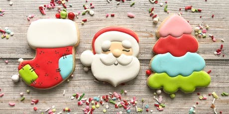 Holiday Cookie Decorating Workshop  tickets